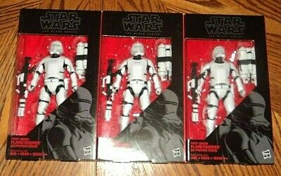 Star Wars Black Series - Flametrooper #16 - Brand New
