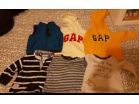 6 to 9 months baby boy jumpers