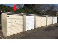 Garage to rent near Royal United Hospital, Bath