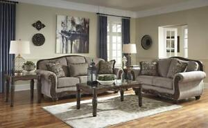 ASHLEY  & IMPORT SOFA ONLY & SECTIONAL  FROM $ 329