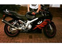 Honda cbr 600f ultimate lite 2001 very clean example MOT August 2017