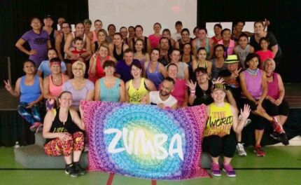 ZUMBA® Classes with Carla - at SPRINGWOOD (Qld)