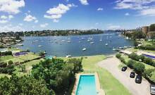 Waterfront flat in Drummoyne Drummoyne Canada Bay Area Preview