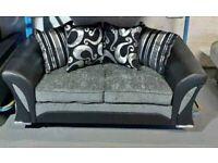 New Modern Comfy Shannon 3+2 Seater & Corner Sofa