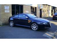 Alfa Romeo GT Blackline JTDM for Spares or Easy Repair - Good Overall Condition