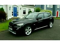 Stunning 2012 BMW X1 18d X Drive 4wd - FINANCE AVAILABLE