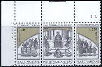 Vaticano 1974: San Trittico Bordo Di Foglio (b) -  - ebay.it