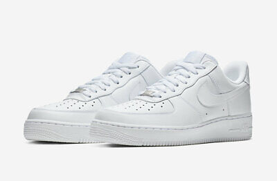 NIKE AIR FORCE 1 '07 TRIPLE WHITE 315122 111 Men's sizes 6-14 *BRAND NEW IN BOX*