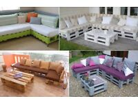 Hand crafted indoors and outdoors furniture