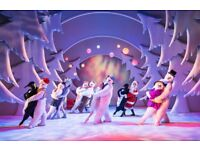 Family ticket to see The Snowman live stage show in LOndon. 28th December