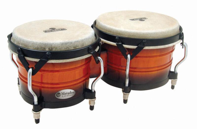 LP Latin Percussion Matador Custom Bongos Vintage Starburst - M301-VSB