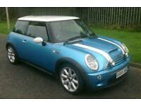 Mini cooper s 1.6 petrol Brilliant drives long mot Bargain price