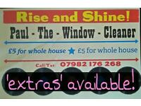 Window Cleaner (plus more)