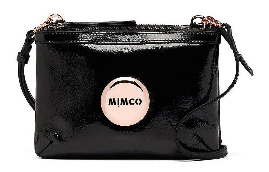 ae279f861812 Mimco Secret Couch Hip Bag - Black for sale online