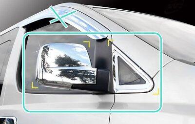 Chrome Side Mirror Bracket Molding Cover Garnish for Hyundai Starex iMax H1
