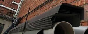 STRAMIT New Quad Roof Spouting Gutter Eaves Grey Colourbond Guttering
