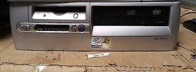 HP Compaq D530 SFF PC Intel Pentium 4 2.4Ghz, 1GB RAM, 40 GB HDD, Win XP pro  ()