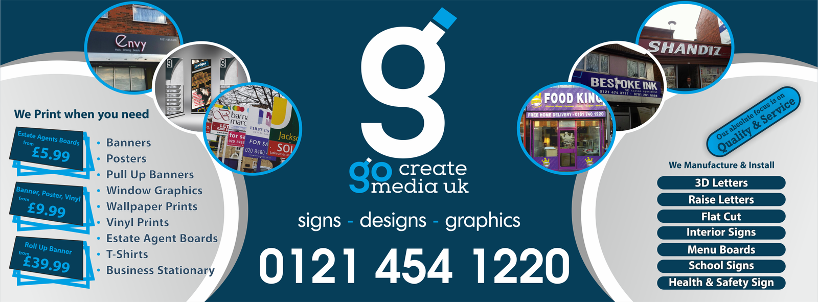 Go Create Media UK