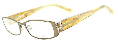 VERA WANG V075 BR Brown RX Optical Eyewear FRAMES Glasses Eyeglasses New-TRUSTED