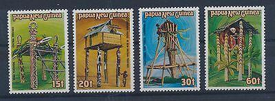 Papua-Neuguinea 492/95 postfrisch (1298) .......................................