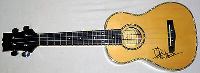 DAVE MATTHEWS HAND SIGNED AUTOGRAPHED UKULELE GUITAR! DMB! WITH PROOF + C.O.A.! for sale  Shipping to India