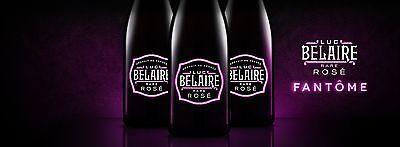 Luc Belaire Sparking Rose Light Up Bottle Fantome **3 BOTTLES**