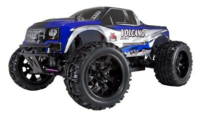 Redcat Volcano EPX 1/10 Scale Brushed Monster Truck RC Car Buggy 4x4