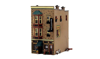 Woodland Scenics BR4931 N Scale J.W. Shoe Cobbler Structure Built-&-Ready