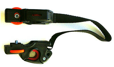 Vaude 12501 Qmr Hook 2.0 Befestigungssystem Pieza de Repuesto Accesorio Candado