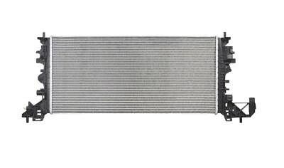GENUINE VAUXHALL ASTRA K 1.6 DIESEL ENGINE WATER RADIATOR NEW 13453907 39109107