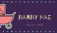 AVAILABLE live-out nanny