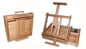 Solid Wood Desktop Easel