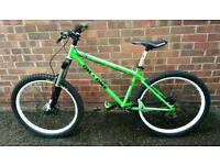 On one 456 summer season 16 inch mountain bike
