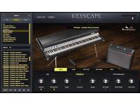 SPECTRASONICS KEYSCAPE (PC MAC)