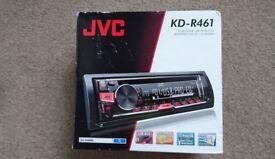 JVC Car CD/radio
