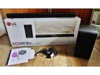 LG SHJ4 Wireless Sound Bar