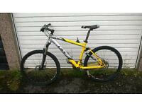 Carrera lrs mountain bike