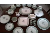 Spode Copeland Olympus - 6 place settings - Dinner service VGC..
