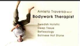 MALE BODYWORK THERAPIST