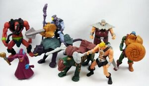 He-Man Happy Meal Toys Set Of 8
