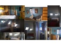 Very Large Sunny Room (17m2) with spacious ensuite (9m2)