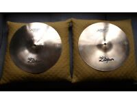 "Zildjian 14"" New Beat Hi Hats"