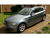 BMW 120D WITH LOADS OF EXTRAS