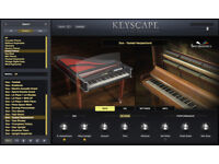 LATEST SPECTRASONICS KEYSCAPE (PC/MAC)