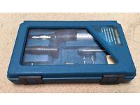 Gas Soldering Torch Kit 135W Mini Portable Iron WORKZONE DREMEL VERSATIP