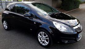 2008 VAUXHALL CORSA 1.2 SXi CDTI (DIESEL) ,6 SPEED MANUAL,IDEAL FIRST CAR,CHEAP TAX & INSURANCE,