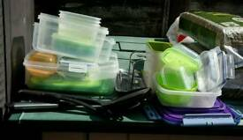 Food/All Sorts of Storage Containers