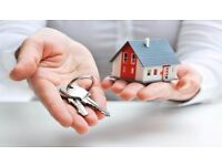 We are looking for properties, guaranteed rent, tenant checks and referencing, NO agency fees**