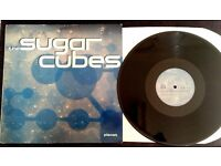 The Sugarcubes – Planet, VG, 12 inch single, released on One Little Indian in 1990, Cat No 32tp12.