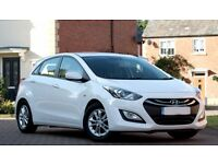 Mid 2012 Hyundai I30 1.4Ltr Active 11 Months MOT(Plus 2 years MOT and Servicing prepaid)
